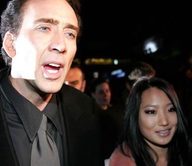 Nicholas Cage eşinden 20 yaş büyük